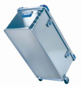 Hjulsett til aluminiumskasser