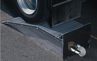 Kjørebroer - Forhøyningskiler