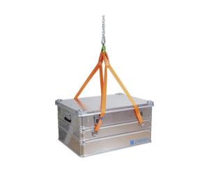 Løftestropper til Zarges K-470 aluminiumskasse
