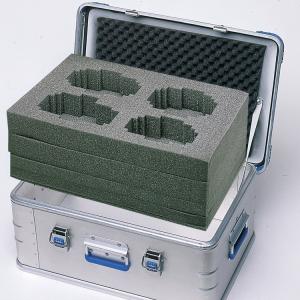 Plukkskumsett for aluminiumskasser