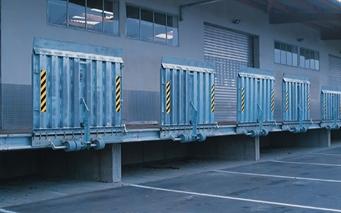 Kjørebroer - Modell FB- Stål